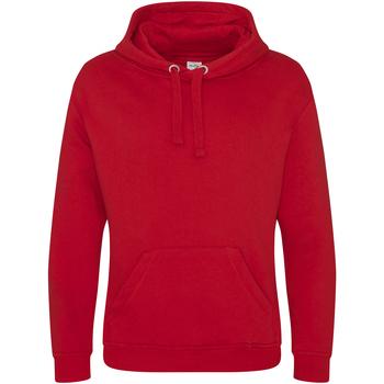 Kleidung Herren Sweatshirts Awdis JH101 Feuerrot