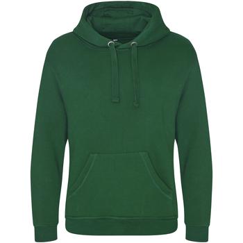 Kleidung Herren Sweatshirts Awdis JH101 Flaschengrün