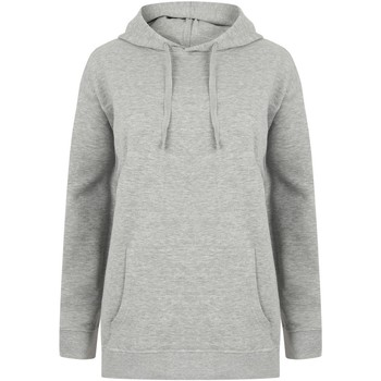 Kleidung Sweatshirts Skinni Fit SF527 Grau meliert