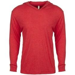 Kleidung Sweatshirts Next Level NX6021 Rot