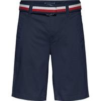 Kleidung Jungen Shorts / Bermudas Tommy Hilfiger SORTA Marine