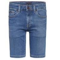 Kleidung Jungen Shorts / Bermudas Tommy Hilfiger KAHUI Blau