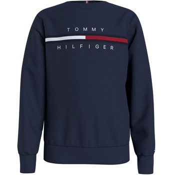 Kleidung Jungen Sweatshirts Tommy Hilfiger KB0KB06568-C87 Marine