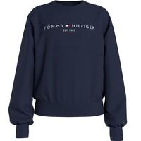 Kleidung Mädchen Sweatshirts Tommy Hilfiger KG0KG05764-C87 Marine