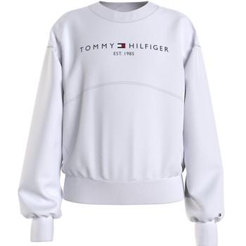Kleidung Mädchen Sweatshirts Tommy Hilfiger THUBOR Weiss