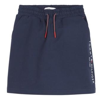 Kleidung Mädchen Röcke Tommy Hilfiger JOPAS Marine