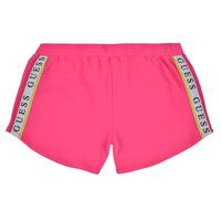 Kleidung Mädchen Shorts / Bermudas Guess J1GD12-KAE20-JLPK Rose