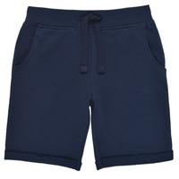 Kleidung Jungen Shorts / Bermudas Guess N93Q18-K5WK0-C765 Marine