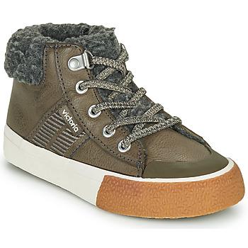Schuhe Sneaker Low Victoria Tribu Weiss