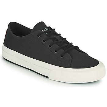 Schuhe Herren Sneaker Low Levi's SUMMIT LOW Schwarz