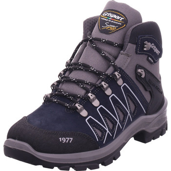Schuhe Wanderschuhe Gri Sport - 14501-SV10 grau/blau
