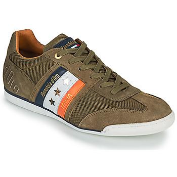 Schuhe Herren Sneaker Low Pantofola d'Oro IMOLA CANVAS UOMO LOW Kaki