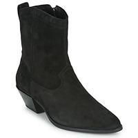 Schuhe Damen Low Boots Vagabond Shoemakers EMILY Schwarz