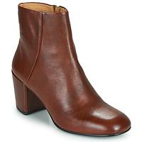 Schuhe Damen Low Boots Vagabond Shoemakers MELINA Cognac