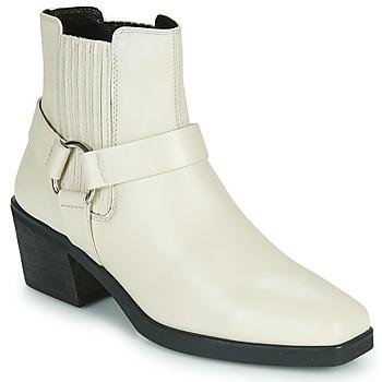 Schuhe Damen Low Boots Vagabond Shoemakers SIMONE Weiss