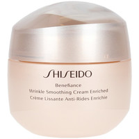 Beauty Damen Anti-Aging & Anti-Falten Produkte Shiseido Benefiance Wrinkle Smoothing Cream Enriched  75 ml