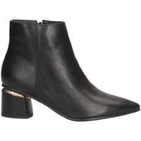 Schuhe Damen Low Boots Exé Shoes Exe' K1515-2253 Stiefeletten Frau SCHWARZ SCHWARZ