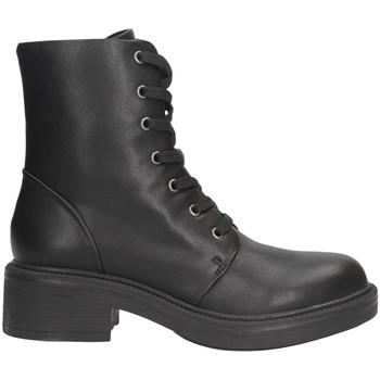 Schuhe Damen Boots Exé Shoes Exe' 1791-1924 Stiefel Frau SCHWARZ SCHWARZ