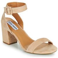 Schuhe Damen Sandalen / Sandaletten Steve Madden MALIA Beige