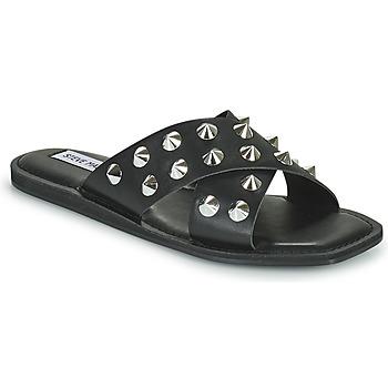 Schuhe Damen Pantoletten Steve Madden SPIKEY Schwarz
