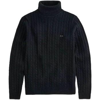 Kleidung Herren Pullover Sun68  schwarz