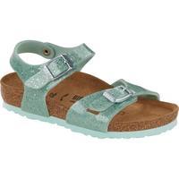 Schuhe Kinder Sandalen / Sandaletten Birkenstock 1015654 Verde