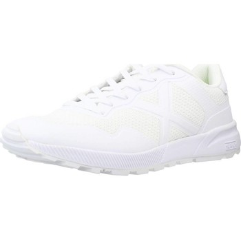 Schuhe Herren Sneaker Low Munich FUEL Weiß