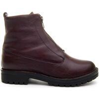 Schuhe Damen Stiefel Purapiel 67446 BORDEAUX