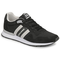 Schuhe Herren Sneaker Low Jack & Jones JFW STELLAR MESH 2.0 Schwarz / Weiss