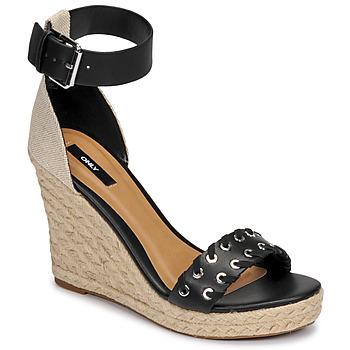Schuhe Damen Sandalen / Sandaletten Only AMELIA 12 Schwarz