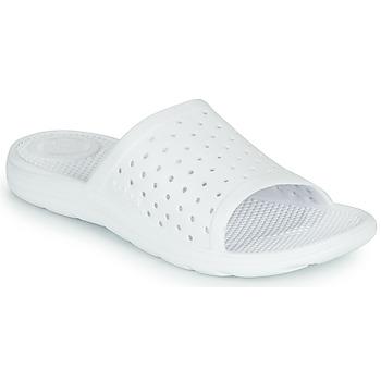 Schuhe Damen Pantoletten Isotoner TOULA Weiss