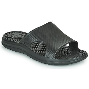 Schuhe Herren Pantoletten Isotoner MONA Schwarz