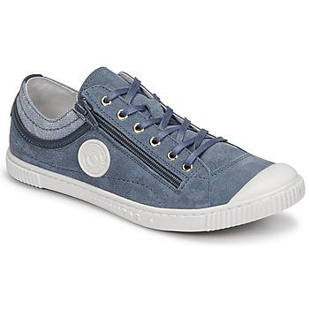 Schuhe Damen Sneaker Low Pataugas BISK/MIX F2E Blau