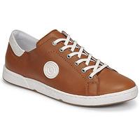Schuhe Damen Sneaker Low Pataugas JAYO F2E Camel