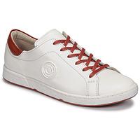 Schuhe Damen Sneaker Low Pataugas JAYO F2G Weiss