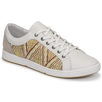 Schuhe Damen Sneaker Low Pataugas JOHANA F2E Naturfarben / Kaki