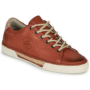 Schuhe Damen Sneaker Low Pataugas LUCIA/N F2G Rot