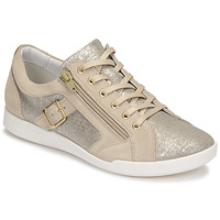 Schuhe Damen Sneaker Low Pataugas PAULINE/T F2G Beige / Gold