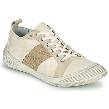 Schuhe Damen Sneaker Low Pataugas RICHIE F2G Naturfarben