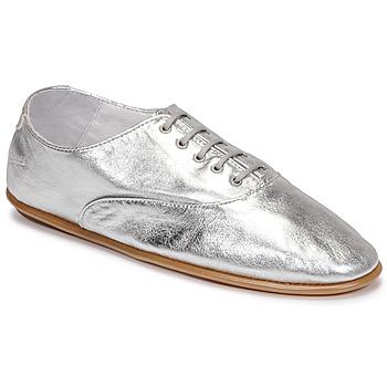 Schuhe Damen Derby-Schuhe Pataugas SULLY F2G Silbern