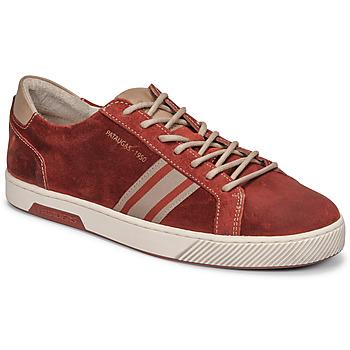 Schuhe Herren Sneaker Low Pataugas MARIUS/CR H2G Rot