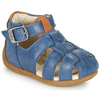 Schuhe Jungen Sandalen / Sandaletten Aster ODASSIO Marine