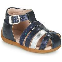 Schuhe Mädchen Sandalen / Sandaletten Aster OFILIE Marine