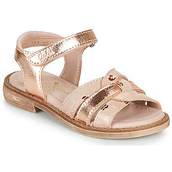 Schuhe Mädchen Sandalen / Sandaletten Aster TAWA Rose