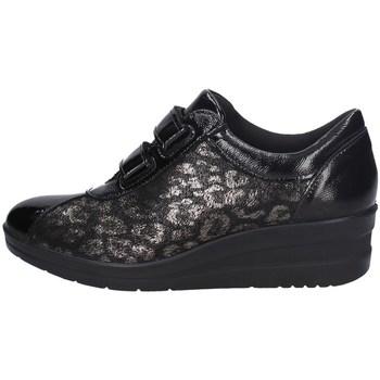 Schuhe Damen Sneaker Low Imac 607570 SCHWARZ
