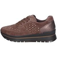 Schuhe Damen Sneaker Low Imac 608360 BRAUN