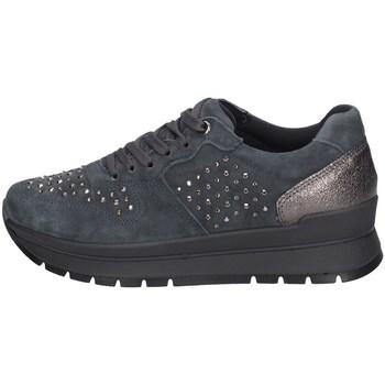 Schuhe Damen Sneaker Low Imac 608360 GRAU