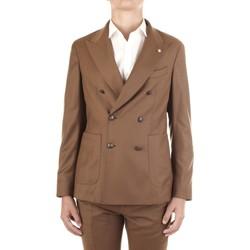 Kleidung Herren Jacken / Blazers Manuel Ritz 2932G2738Y-200501 Kamel