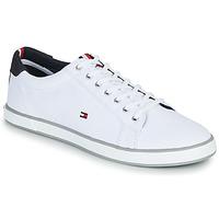 Schuhe Herren Sneaker Low Tommy Hilfiger H2285ARLOW 1D Weiss