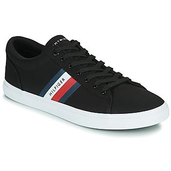 Schuhe Herren Sneaker Low Tommy Hilfiger ESSENTIAL STRIPES DETAIL SNEAKER Marine